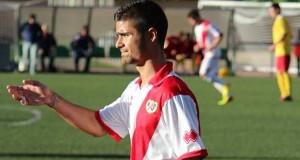 Rubén Ramiro, novedad para el encuentro ante el Osasuna