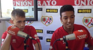 Entrevista a Quirós y Willy del Juvenil B