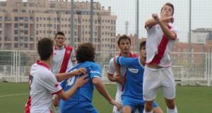 Juvenil A 3-1 Talavera con Clavería y Merino
