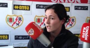 Natalia regresa al Rayo Vallecano