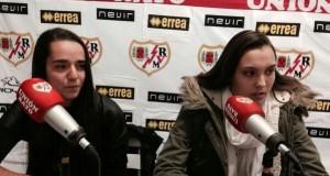 Entrevista a Yaiza y Lucía del Femenino B