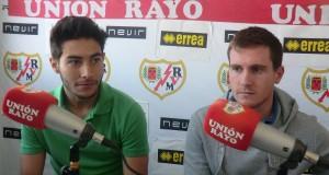 Entrevista a Mario y Javi Robles