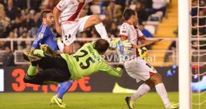 Rayo 2-3 Real Madrid
