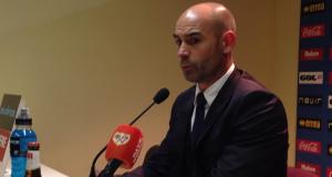 Paco Jémez tras el del Rayo 1-4 Espanyol