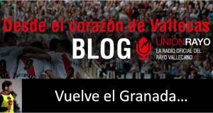 Vuelve el Granada…