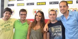 Programa semanal con Pedroche y Alberto Bueno