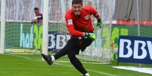 Cristian Álvarez, jugador más votado ante el Villarreal