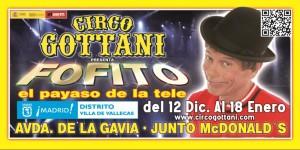 El Circo Gottani llega a Vallecas