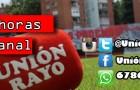 Unión Rayo todos los lunes desde las 19:00 horas