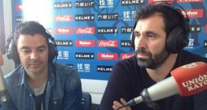 Michel y Jesús Muñoz reviven la victoria en el Calderón que dio el pase en Copa del Rey