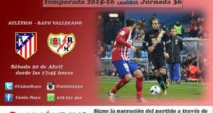 Previa del Atlético – Rayo con Paco Jémez