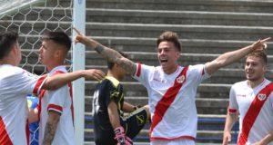 Lugo Fuenlabrada 2-3 Rayo B