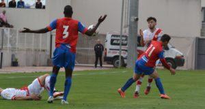 Ida 1/4 de Copa del Rey: Juvenil A 0-1 Levante