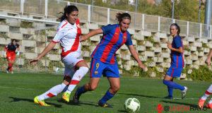 Galería fotográfica del Femenino 0-4 Barcelona