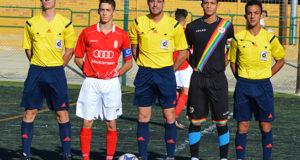 Galería de fotos del RSD Alcalá 1-1 Juvenil A