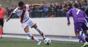 """Manrique: """"Es un orgullo ser el capitán del Juvenil A de un gran club"""""""