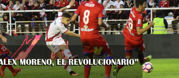 """""""Alex Moreno, el revolucionario"""""""