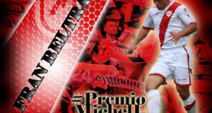 Fran Beltrán, jugador más votado ante el Numancia