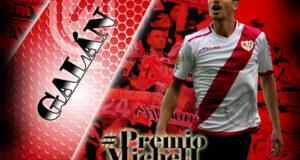 Galán, jugador más votado ante el Oviedo