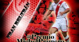 Fran Beltrán, jugador más votado ante el Zaragoza