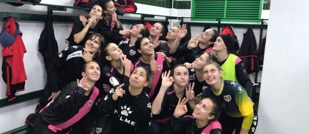 Crónica del Betis 0-3 Femenino