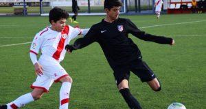 El partido de la jornada: Infantil B 2-6 Altético de Madrid C