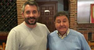 #TertuliaUR con Rafael García y Ángel Cruz
