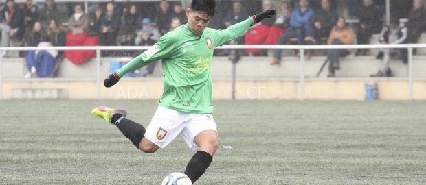 El Juvenil A se refuerza con el coreano Shin Khan