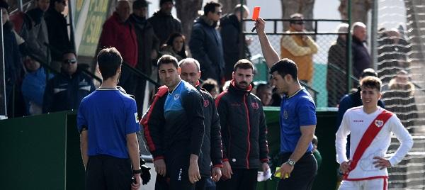 Iván Oviedo, sancionado con 8 partidos y 3 meses