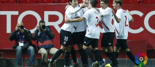 El rival: Sevilla Atlético