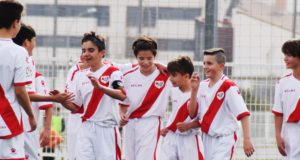 El partido de la jornada: Infantil B 4-0 La Chimenea