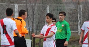 El partido de la jornada: Juvenil B 1-0 Alcobendas Levitt