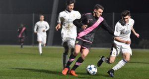 Galería de fotos del Real Madrid 1-1 Juvenil A