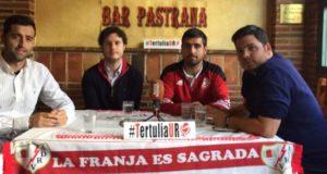 #TertuliaUR con Jesús Ruiz y Miguel Ángel Quejigo