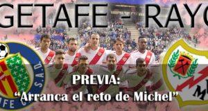 Previa: Getafe – Rayo