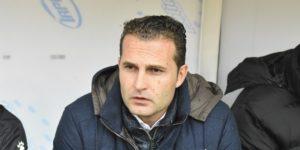 Baraja, destituido como técnico del Rayo Vallecano