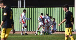 Galería fotográfica del Rayo B 3-0 Atlético B