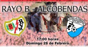 Previa: Rayo B – Alcobendas Sport
