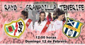 Previa: Femenino – Granadilla Tenerife