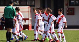 El partido de la jornada: Alevín A 15-0 ADPI Rivas