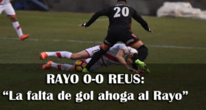 Crónica: Rayo 0-0 Reus