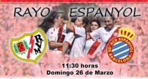 Previa: Femenino – Espanyol