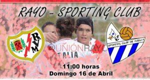 Previa: Femenino – Sporting Club Huelva