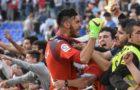 Gazzaniga tras el UCAM 0-1 Rayo