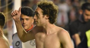 Baena tras el Rayo 1-1 Tenerife