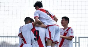 Galería fotográfica del Juvenil B 3-1 Atlético de Madrid