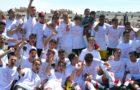 El Rayo Juvenil C se proclamó campeón de Liga