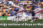 Crónica: UCAM Murcia 0-1 Rayo