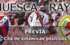 Previa: Huesca – Rayo