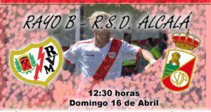 Previa: Rayo B – R.S.D. Alcalá